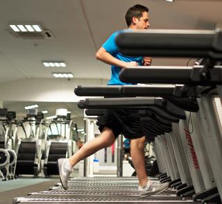 Cardio fitness suite